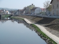 Baťův kanál řeka Morava přístaviště DSCF1463