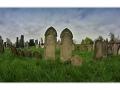 Holešov židovský hřbitov Dva hroby