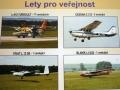 Letecká škola a muzeum fotky