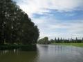 Otrokovice řeka Morava